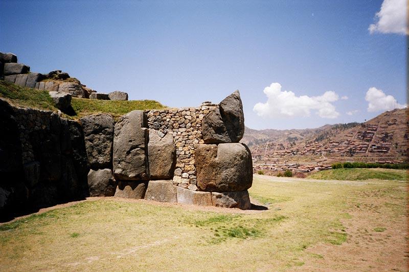 Sacsayhuaman, Peru