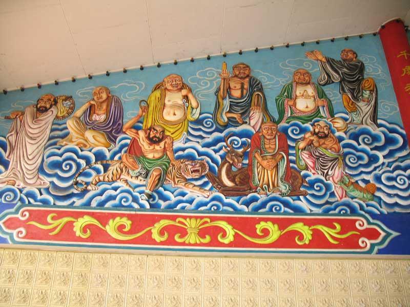 Wat Phothivahan, Tumpat District, Malaysia