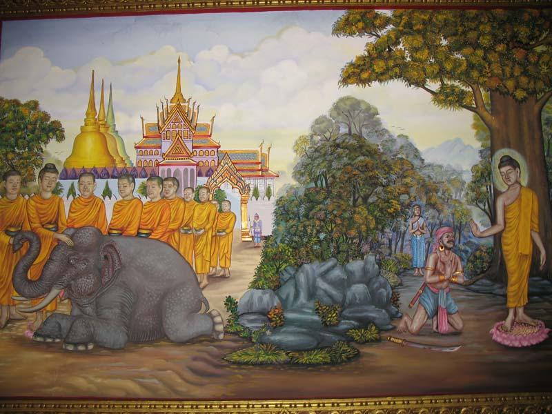 Wat Machimaram, Tumphat District, Malaysia