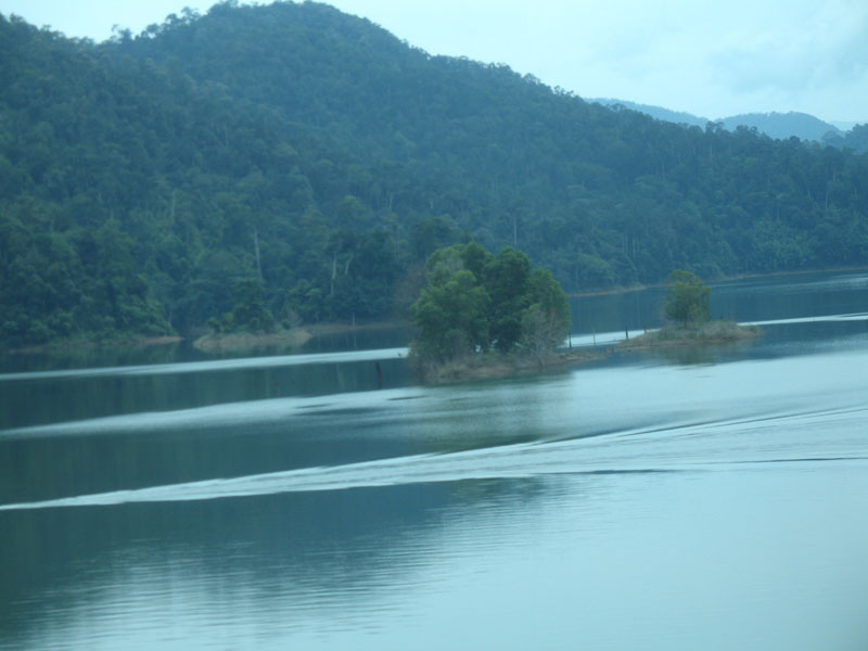 East - West Highway, Malaysia