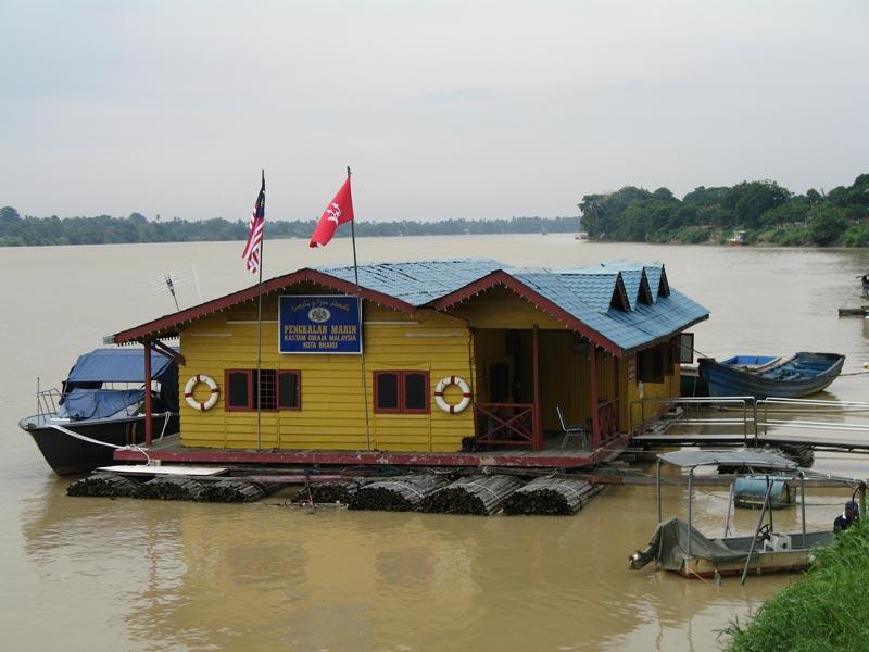 Kelanan River, Kota Bharu, Malaysia
