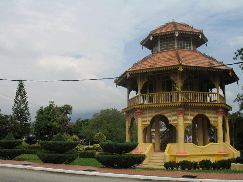 Pavillion Square Tower, Kuala Kangsar, Malaysia