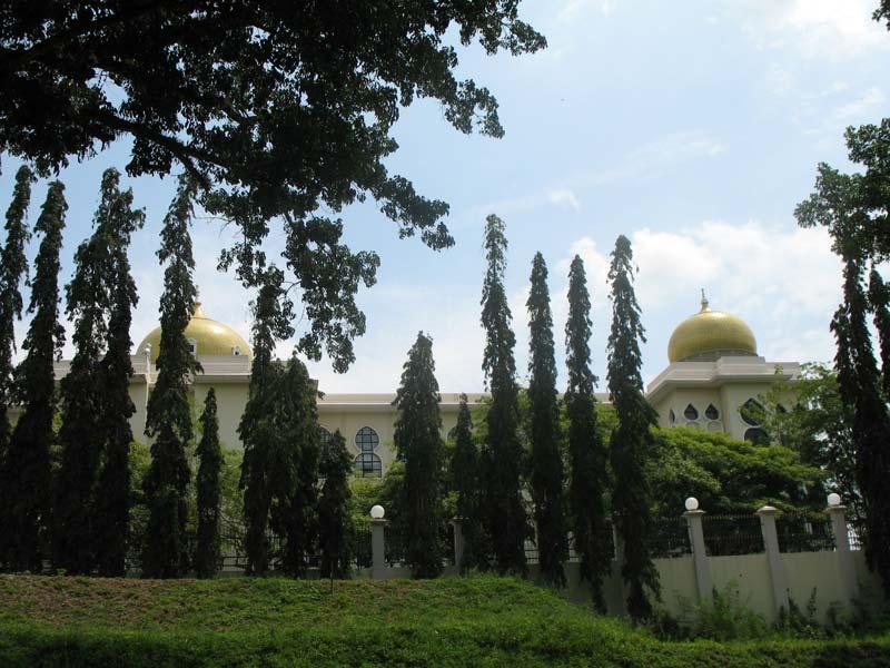 Istana Kenangan, Kuala Kangsar, Malaysia
