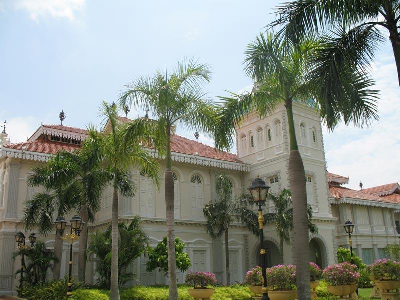 Royal Museum, Kuala Kangsar, Malaysia
