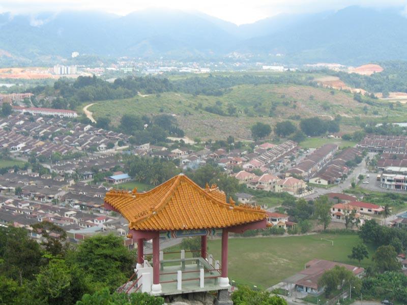 Perak Tong, Ipoh, Malaysia