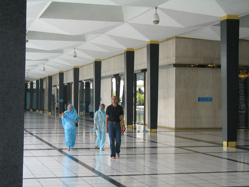 Masjid Negara, Kuala Lumpur, Malaysia