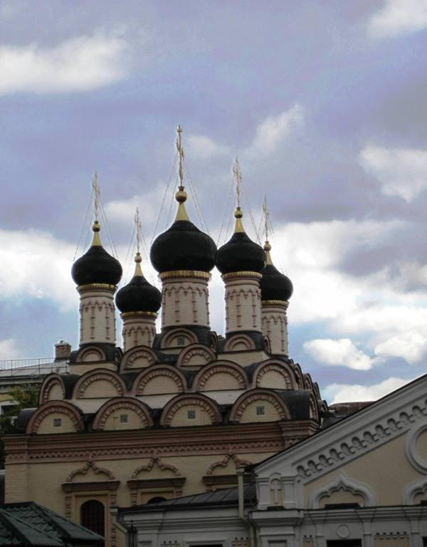 Church of Saint Sophia, Sophiyskaya Embankment, Moscow