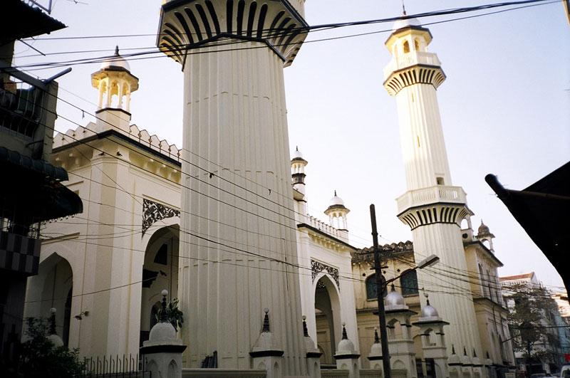 Mosque, Yangon, Myanmar