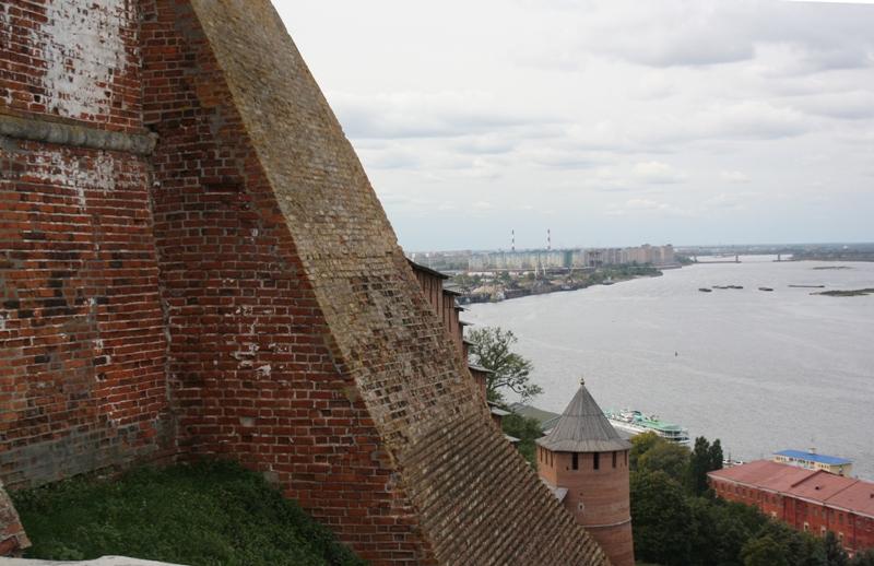 The Volga, Nizhny Novgorod, Russia