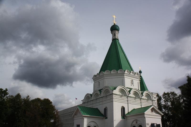 The Kremlin, Nizhny Novgorod, Russia