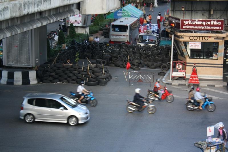 Bangkok, Red Shirts Demonstration, March 2010