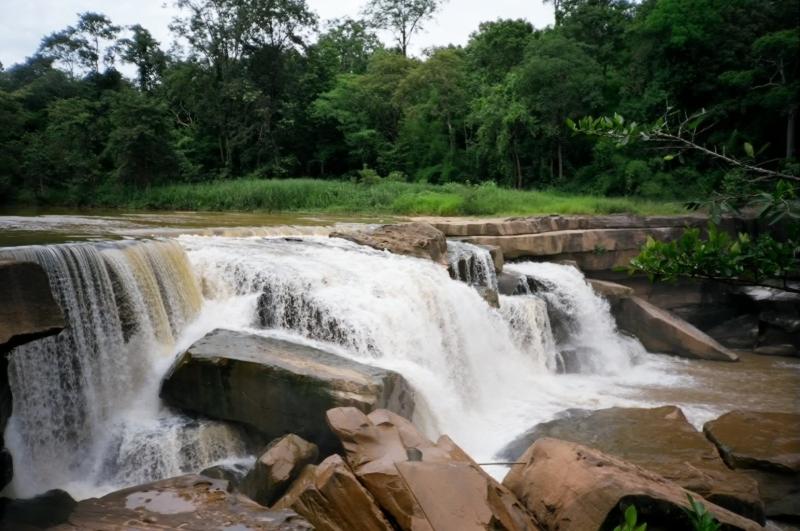 Kaeng Song Waterfall Park, Phitsanulok, Thailand