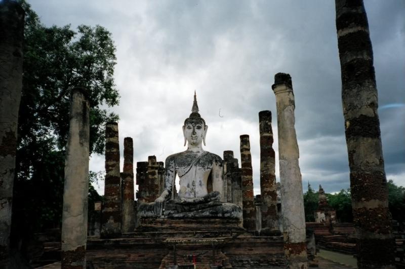 Wat Mahathat, Sukhothai, Thailand