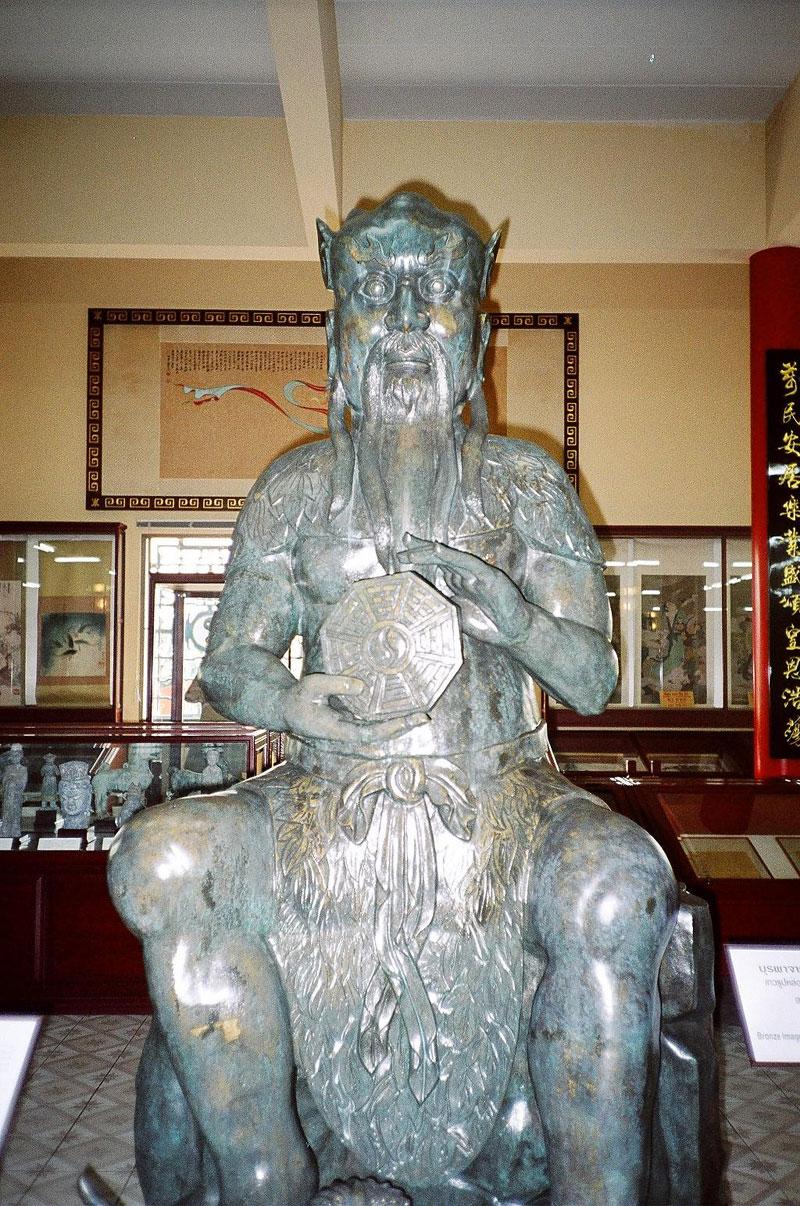 Viharna Sien Museum, Pattaya, Thailand