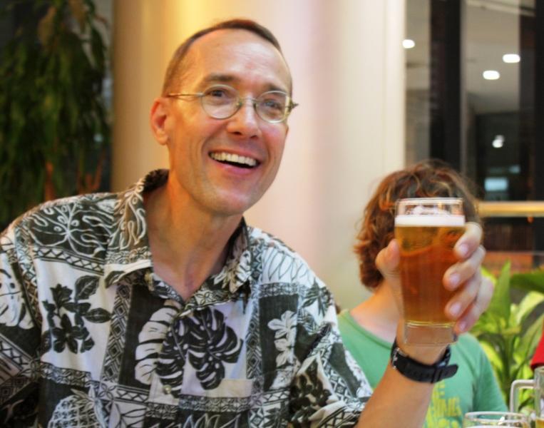 Don, Birthday Party, Bangkok, 2010