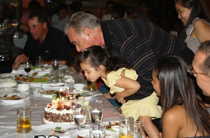 Birthday Party, Bangkok, 2010