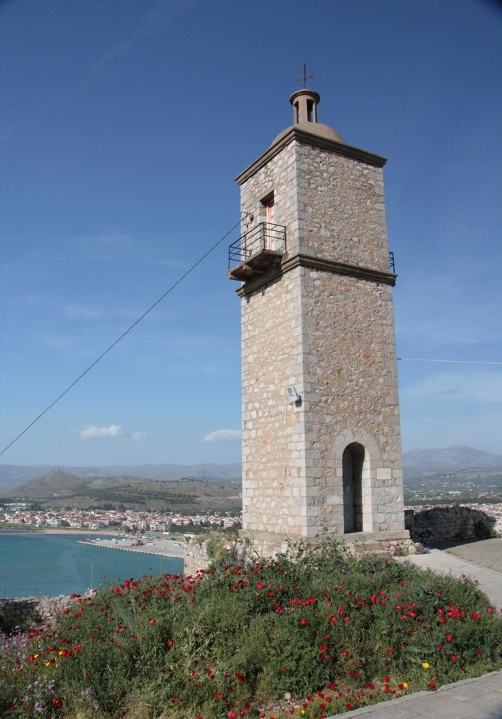 Palamidi Castle, Peloponnese, Greece