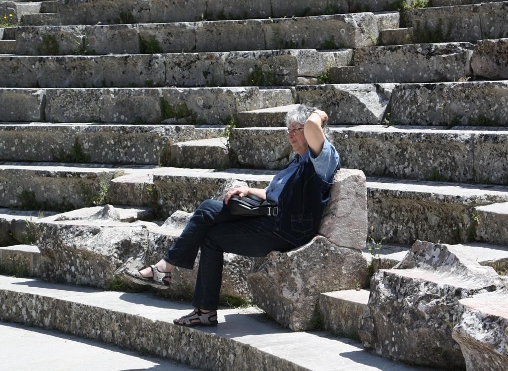 Epidaurus, Peloponnese, Greece