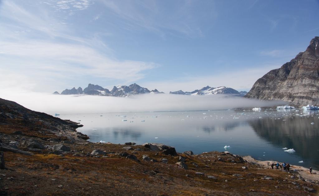 Glacier Scenery, Greenland