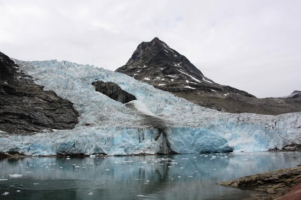 Glacier, Greenland