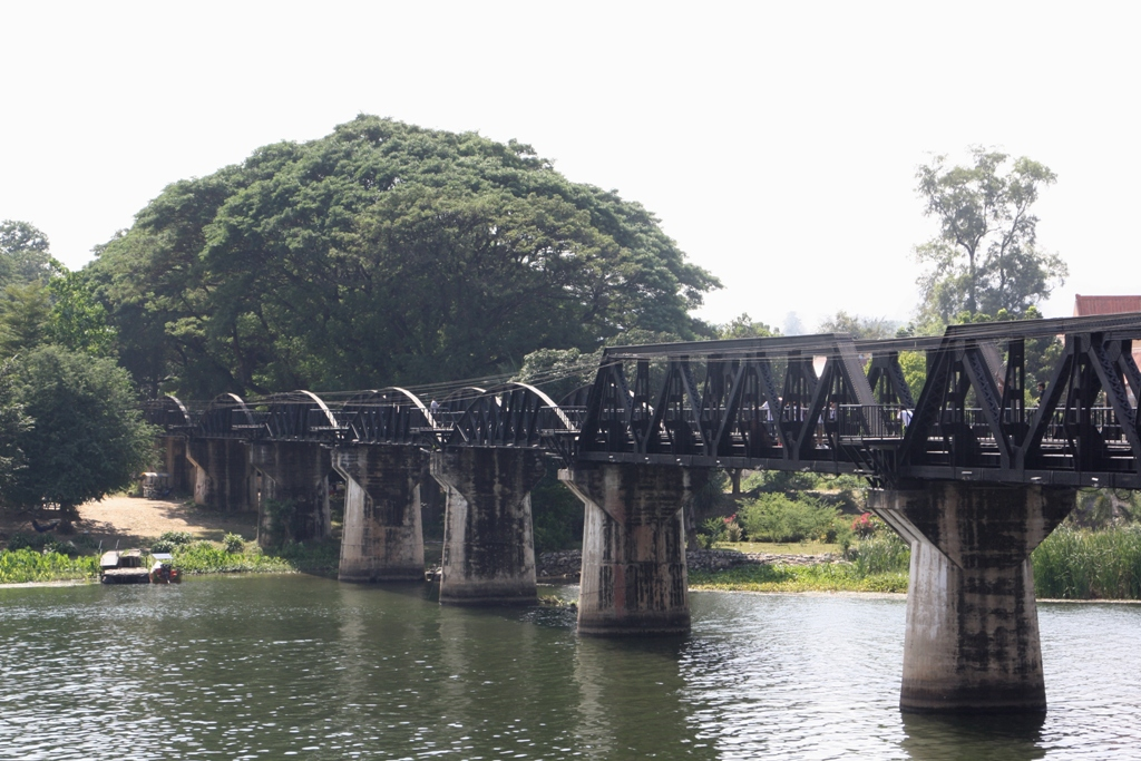 The Bridge, Kanchanaburi