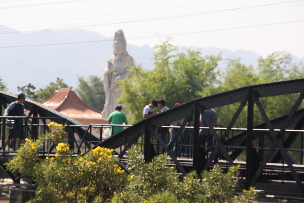 The Bridge, Kanchanaburi