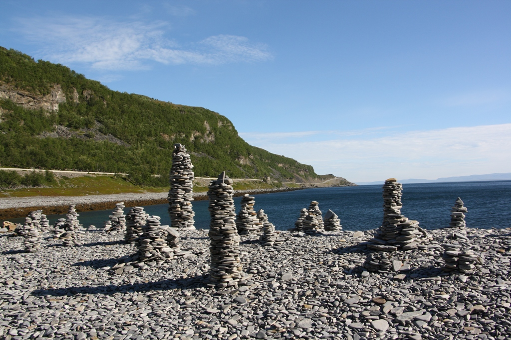 Cairns, North Cape, Norway