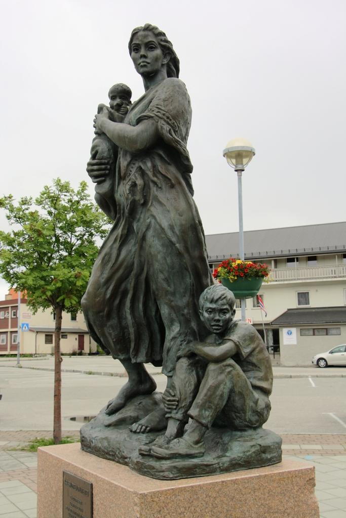 War Memorial, Kirkenes, Norway