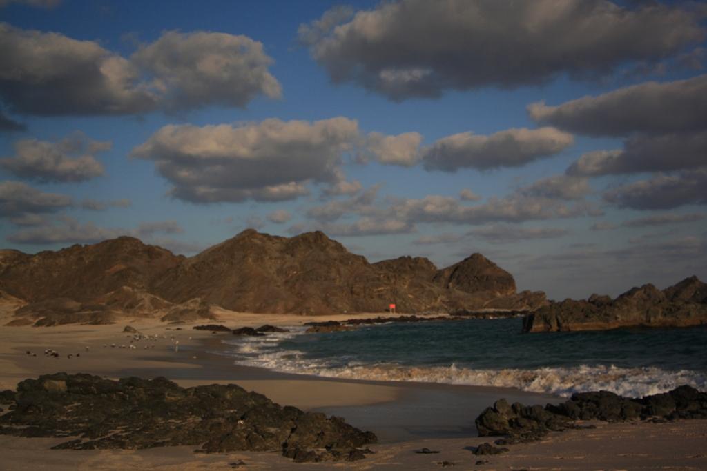 Ras Madrakah, Oman