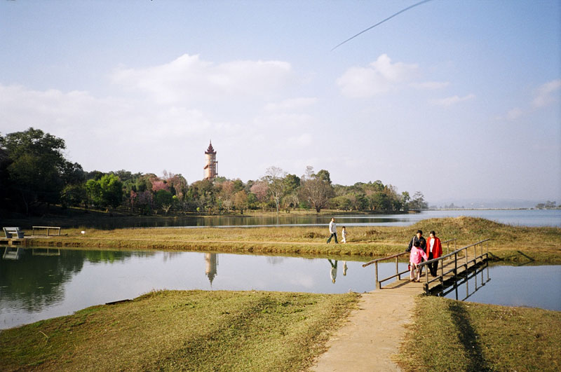 Botanical Gardens, Pyin U Lwin, Myanmar