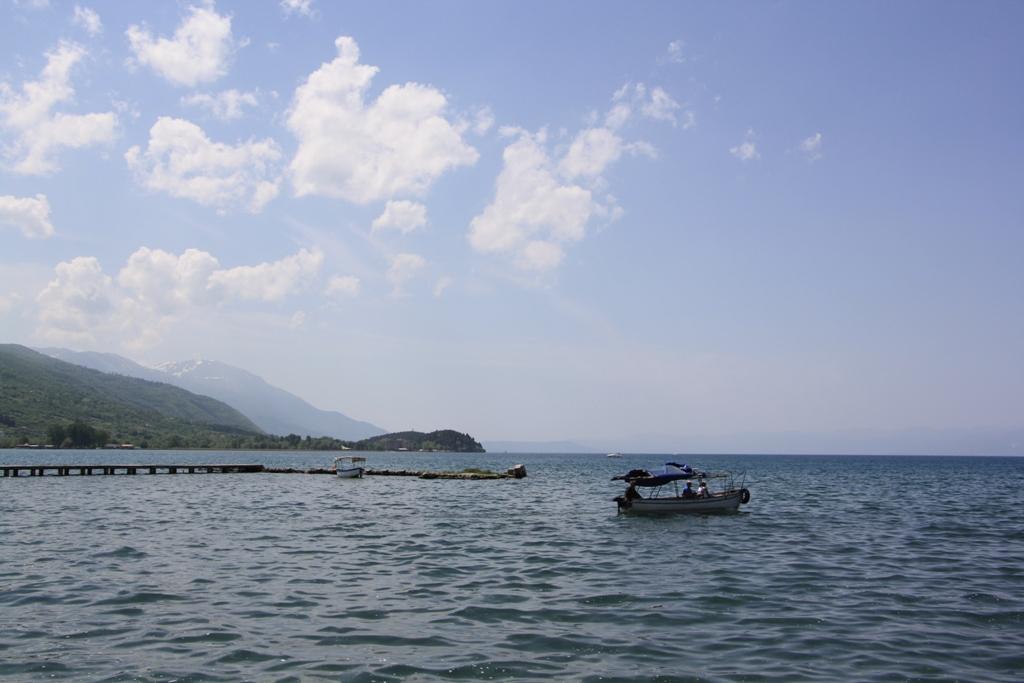 Lake Ohrid, Macedonia