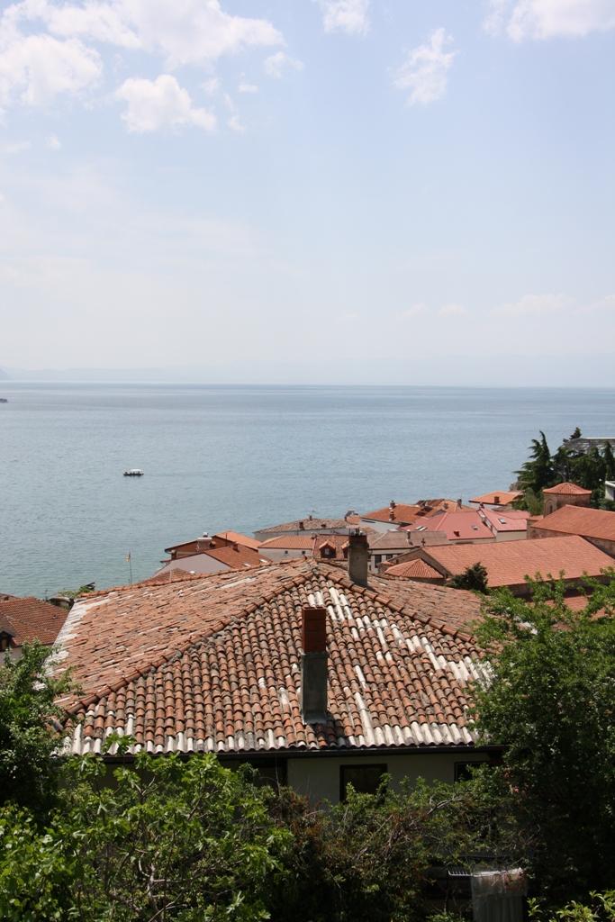 Old Town, Lake Ohrid, Macedonia