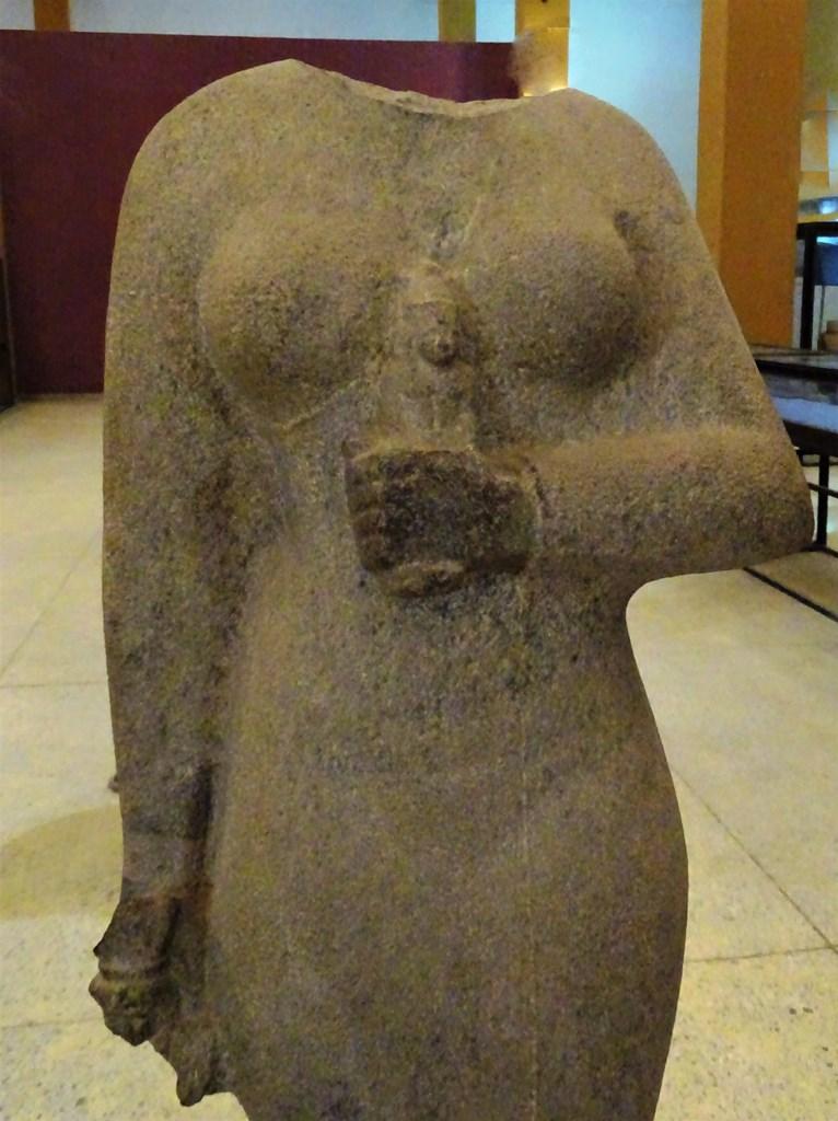 Queen Amanimalil, Sudan National Museum, Khartoum