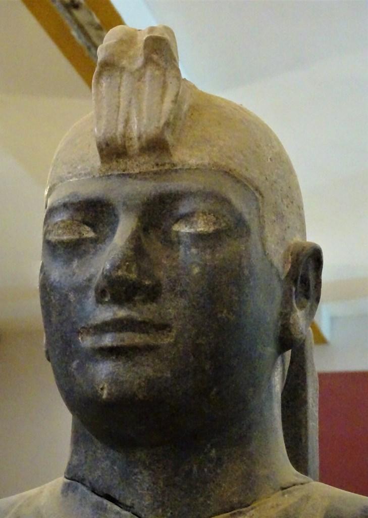 King Tanutamani (664-656 BCE) Sudan National Museum, Khartoum