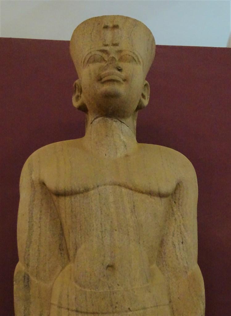 King Atanersa (653-643 BCE), Sudan National Museum, Khartoum