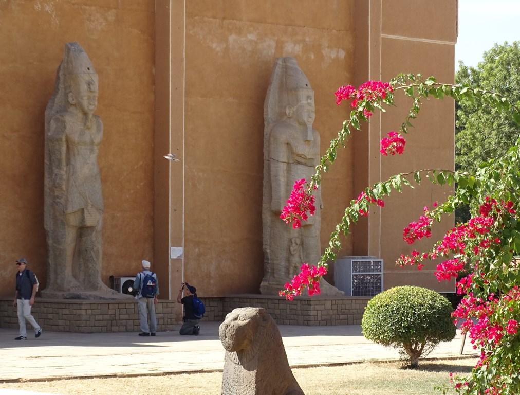 Tabo Colossus, Sudan National Museum, Khartoum
