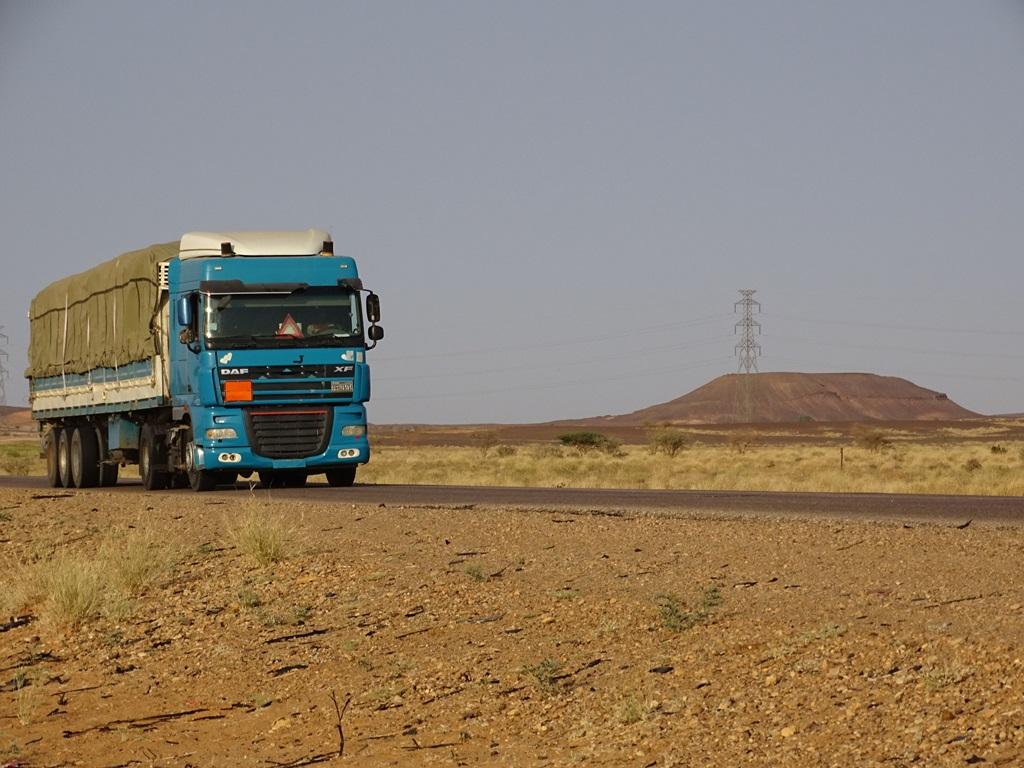 Sudan Desert