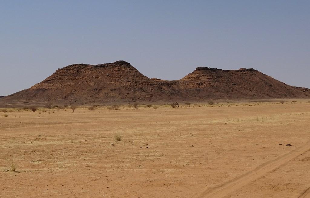 The Desert, Northern State, Sudan