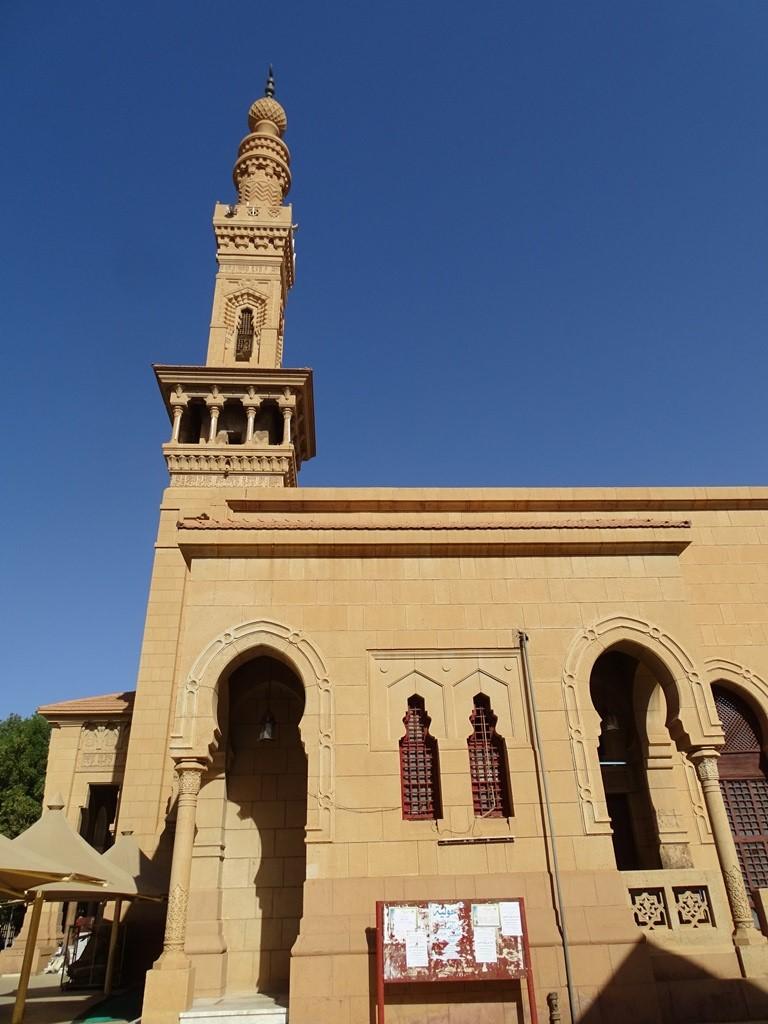 King Farouk Mosque, Khartoum, Sudan