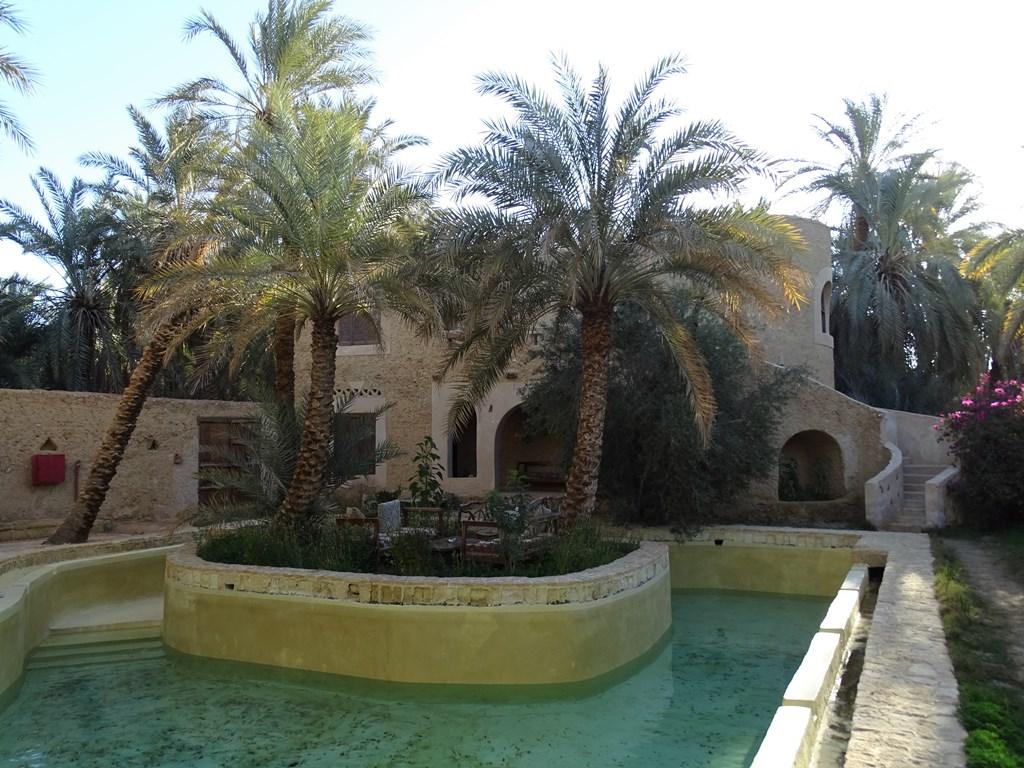 Ghaliet Ecolodge, Siwa Oasis, Western Desert, Egypt