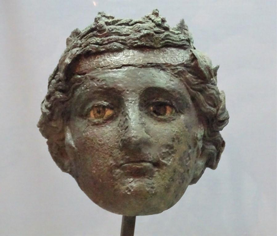Roman Head, Sudan National Museum, Khartoum