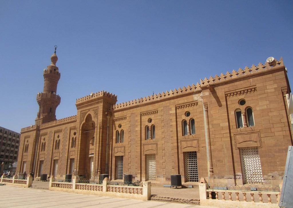 Al Kabir Mosque, Khartoum, Sudan