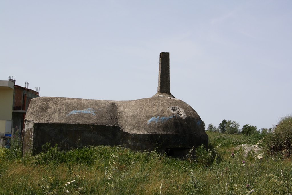 Bunkers, Albania
