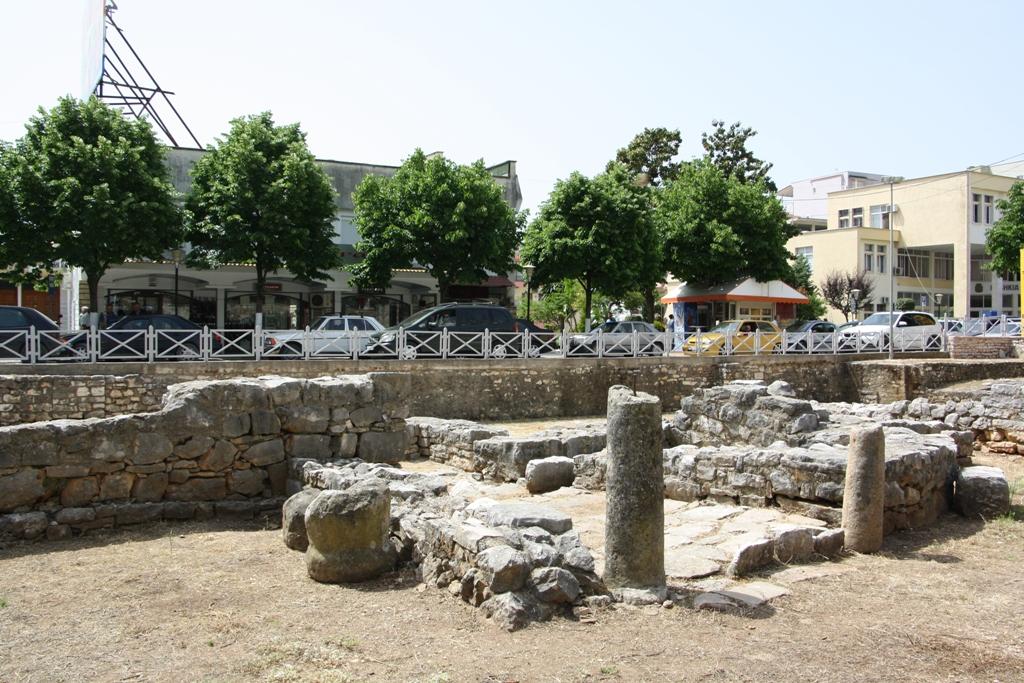 Medieval Synagogue, Saranda , Albania