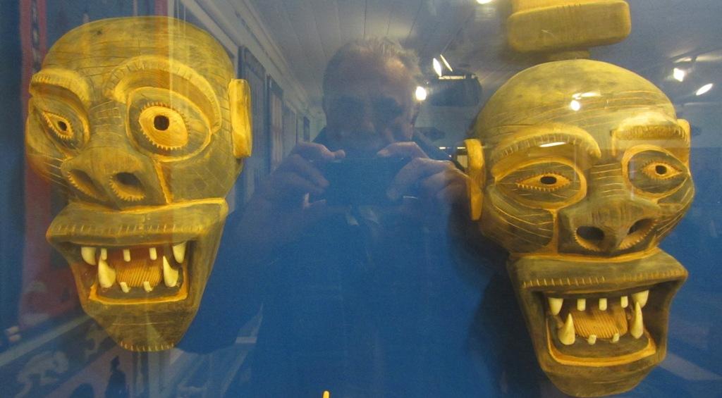 Museum, Tasiilaq, East Greenland