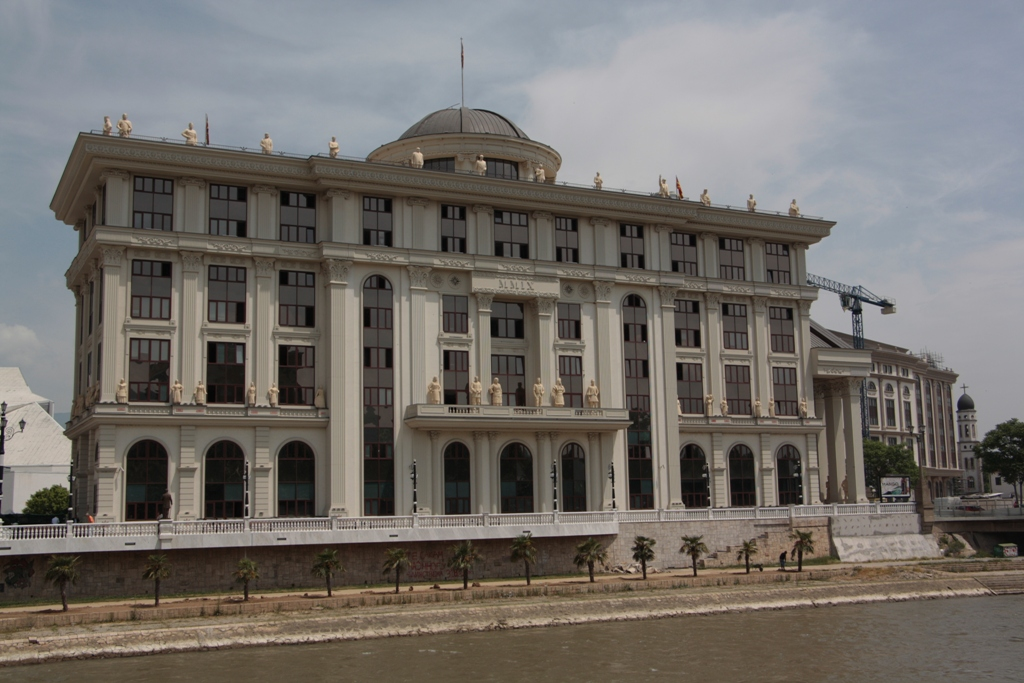 Ministry of Foreign Affairs, Skopje, Macedonia