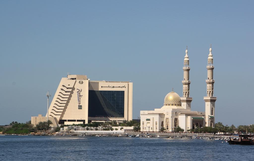 Dubai Corniche