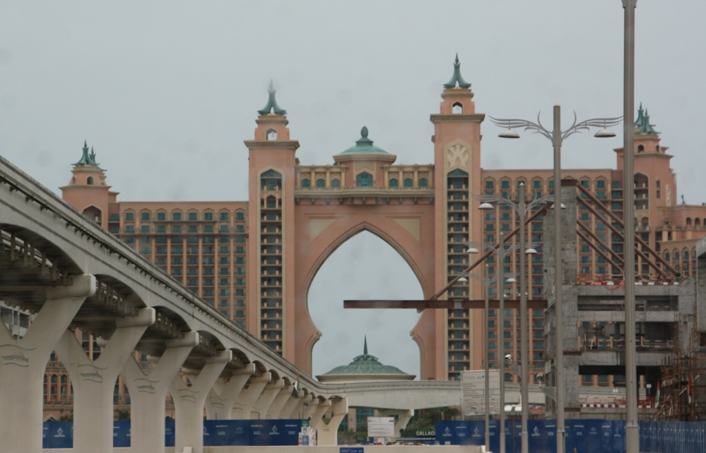 Atlantis Hotel, Dubai, United Arab Emirates